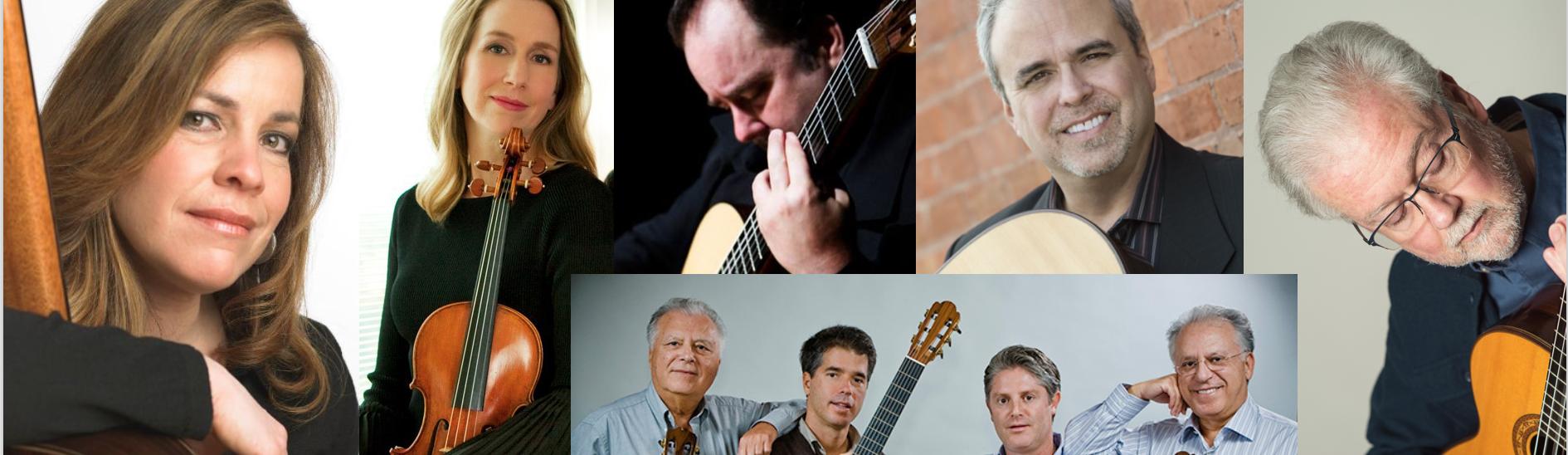 Série de concerts 2018-2019 Concert Series